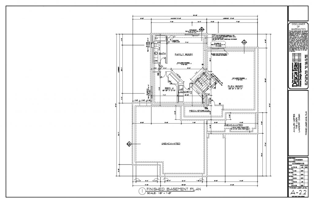 Loon Main Level Floorplan